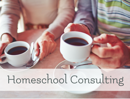 homeschool consulting from Everyday Graces