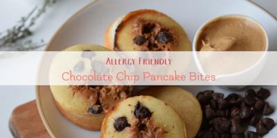 Chocolate Chip Pancake Bites – Kids in the Kitchen