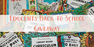 Educents has an Awesome Back to School Giveaway!
