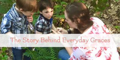 Why I Celebrate Everyday Graces