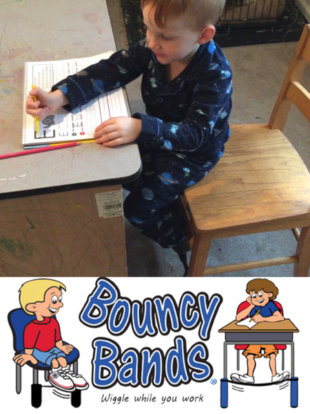 bouncy bands active learner tool
