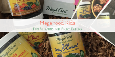 MegaFood Kids: Vitamins for Picky Eaters