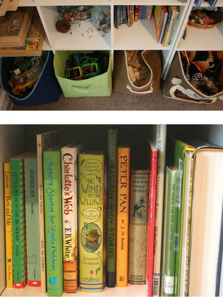 the-shelves