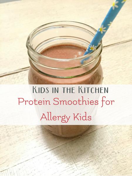 dairy free protein smoothie