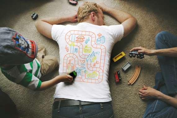 playmat t-shirt from bky kid
