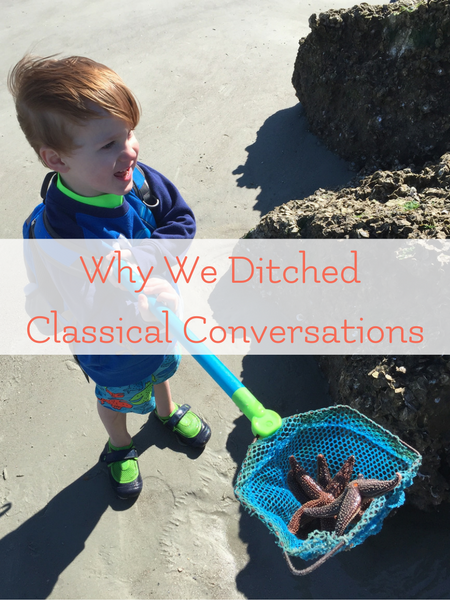 classical conversations review
