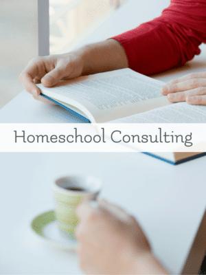 homeschool consulting coaching