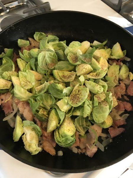 brussels sprouts green chef review