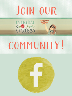 find a grace filled community for moms