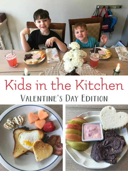 kid friendly Valentines day recipes