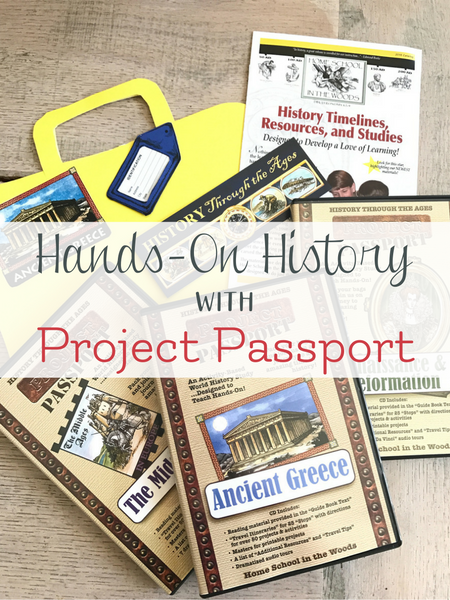Hands-On Elementary History Homeschool Unit Study Ancient Greece unit study