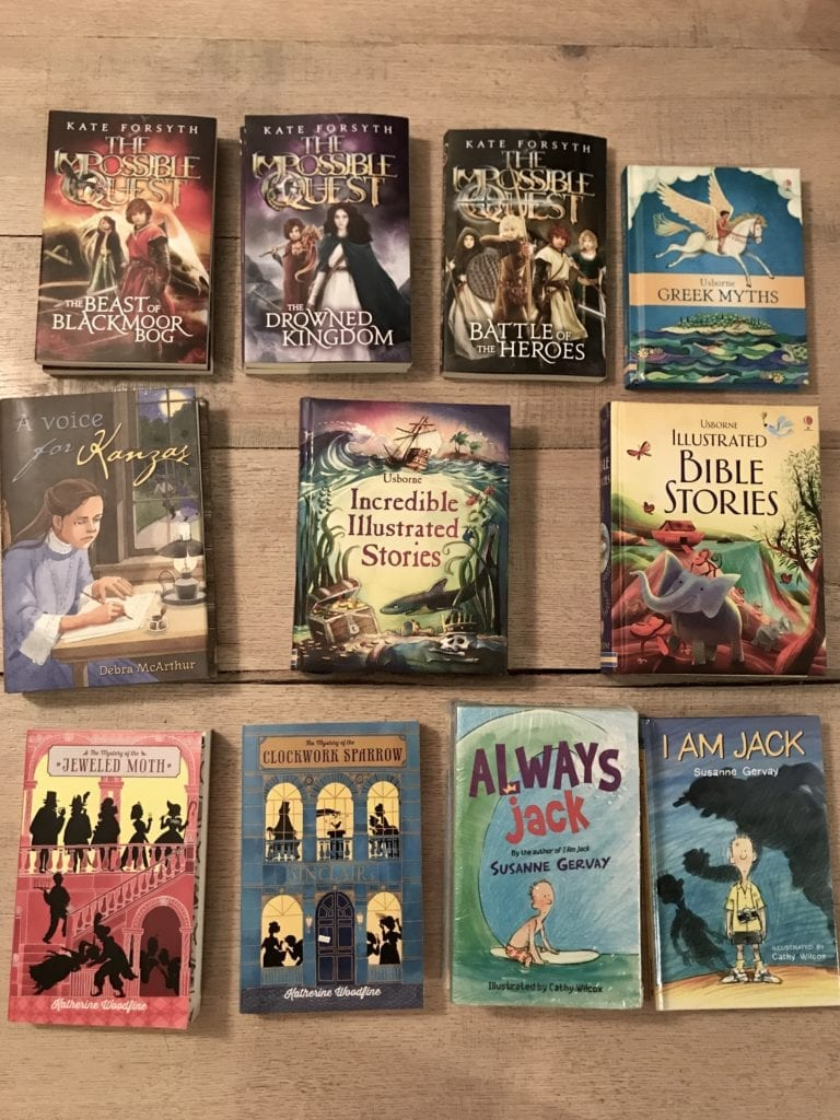 discount homeschool books