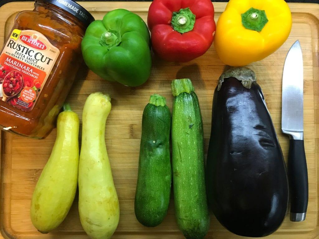 simple ratatouille ingredients