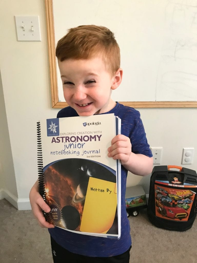 homeschool astronomy program