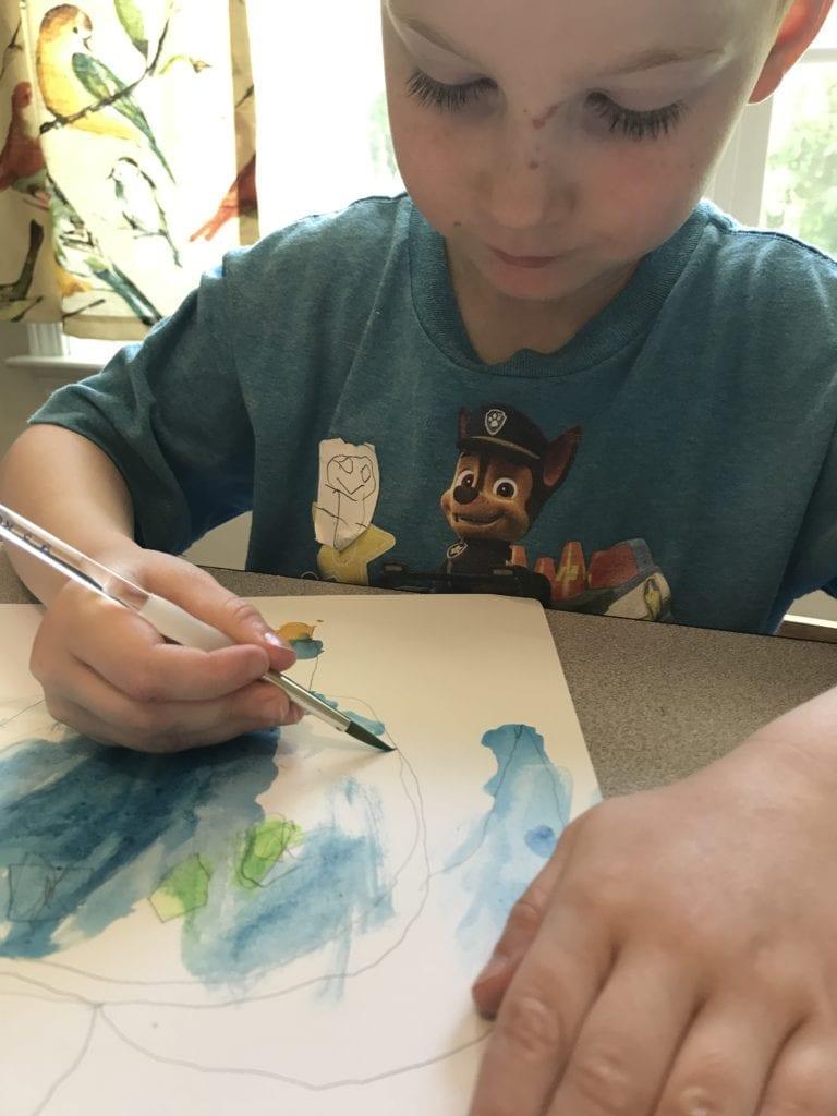 Sparketh online art lessons review