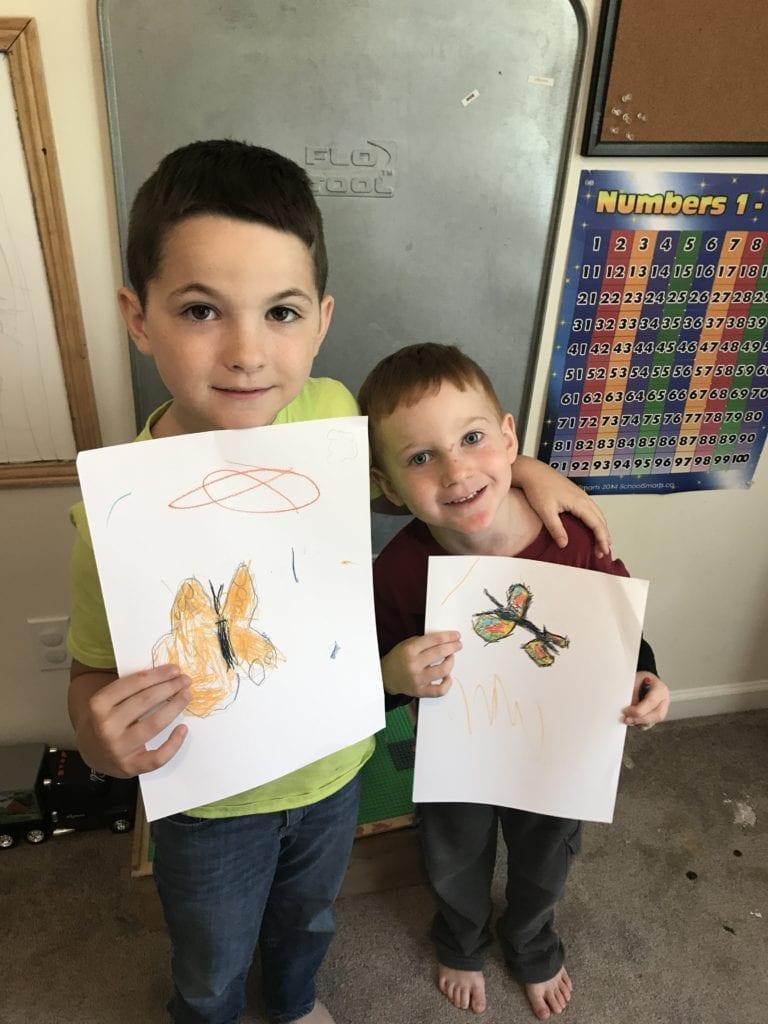 online art lessons for homeschool kids