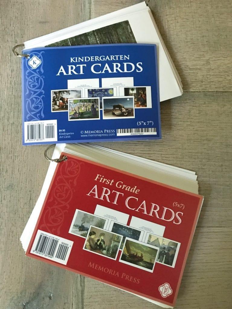 how to do homeschool artist study