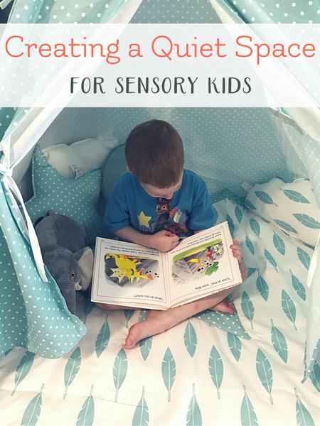 help kids regulate sensory overload