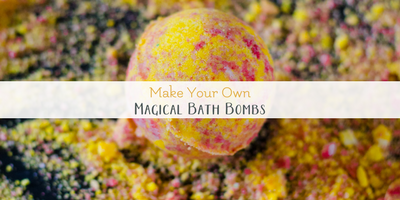 5 Days of Harry Potter – Magical Bath Bombs