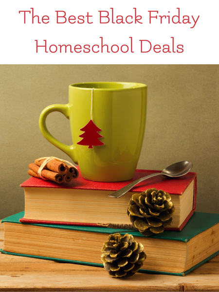 best black friday deals for homeschool