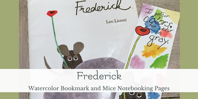 Nature Book Club: Frederick by Leo Lionni