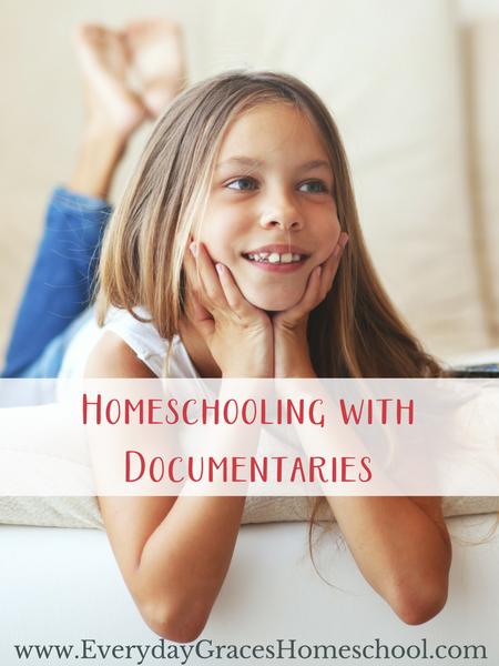homeschooling with documentaries