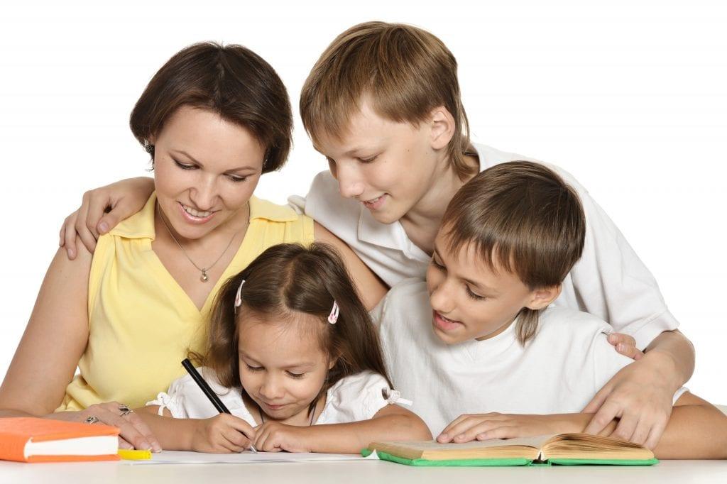 homeschool mom mentor
