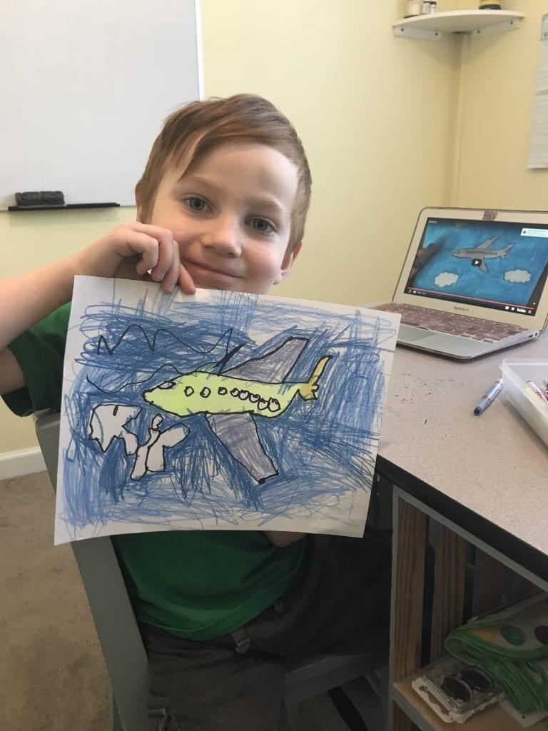 homeschool drawing lessons