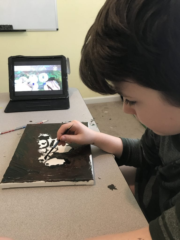 the masterpiece society homeschool art review