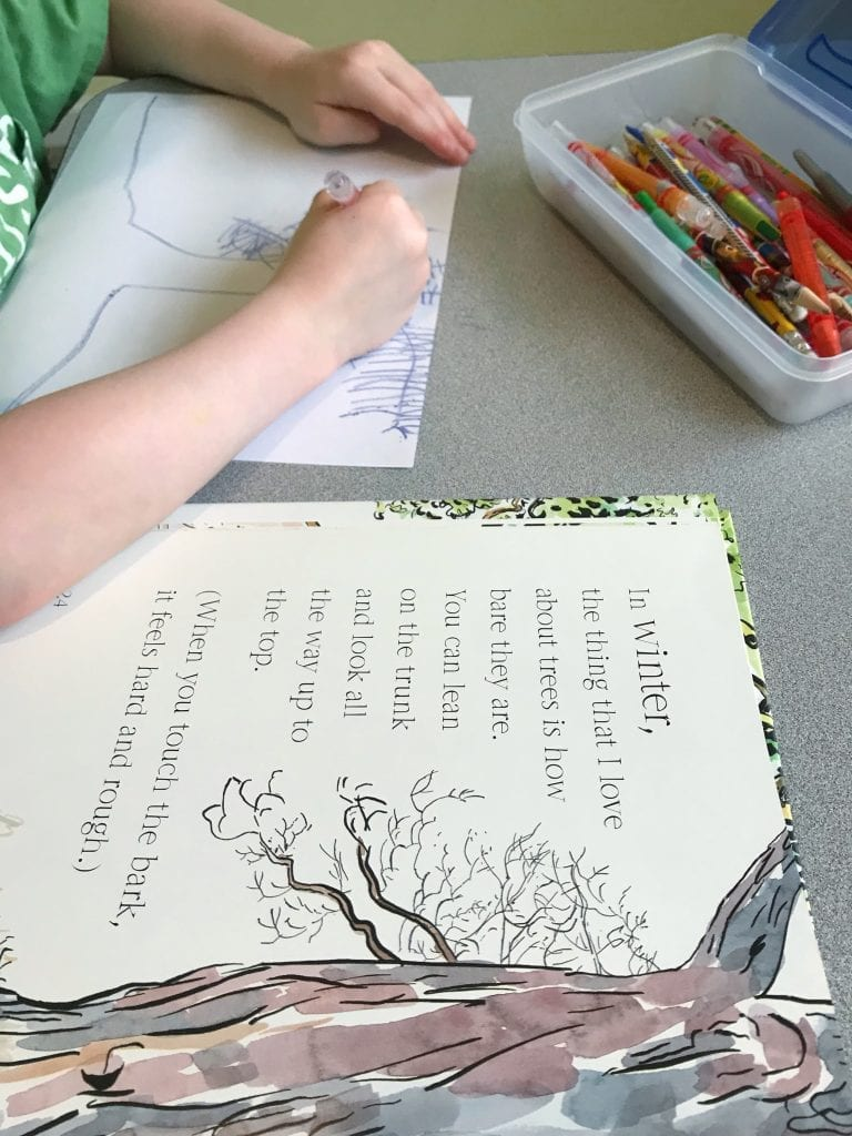 teaching storytelling through children's literature