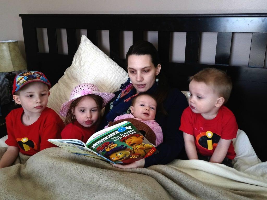 homeschool read aloud