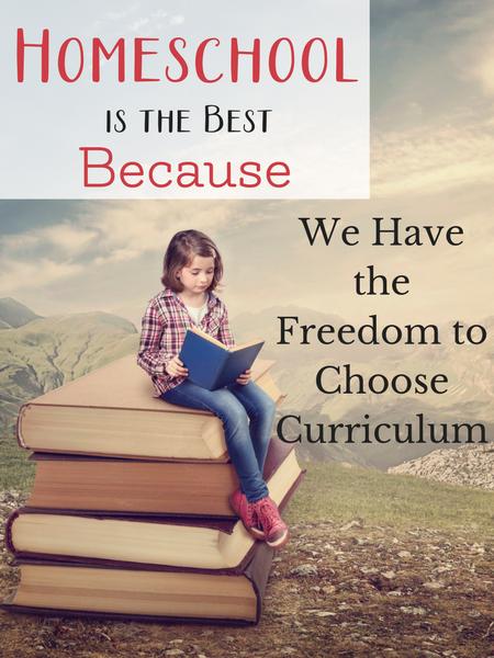 homeschool freedom curriculum