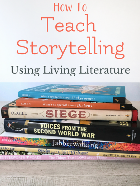 how to teach story elements