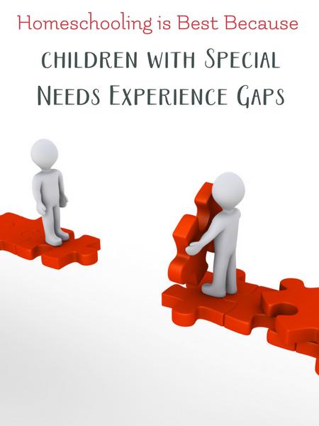 homeschooling kids with special needs