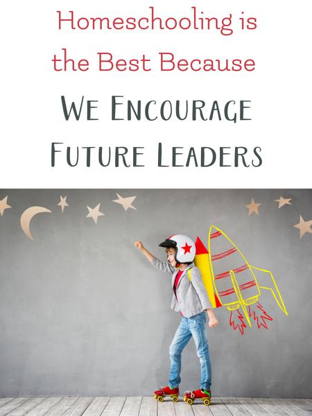 homeschooling creates leaders
