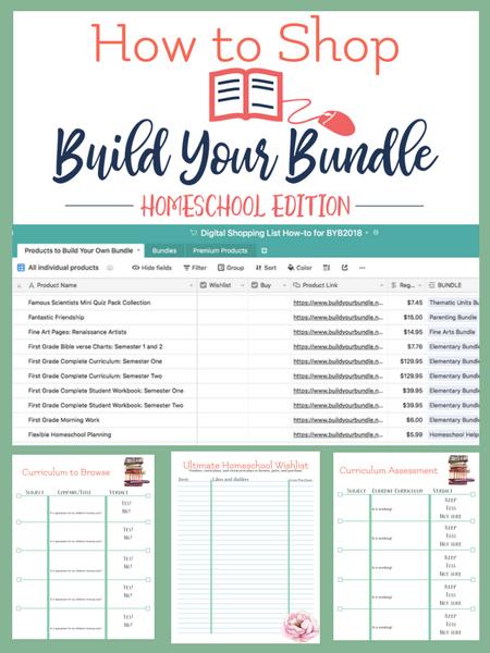 how to build a bundle sale