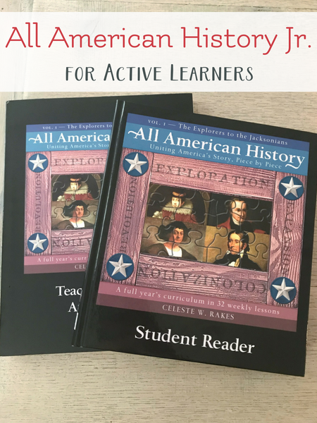 All American History from Bright Ideas Press review