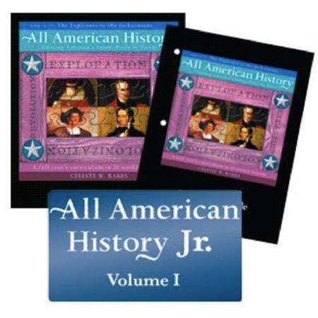 elementary american history homeschool curriculum