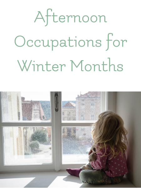how to practice afternoon occupations the charlotte mason method