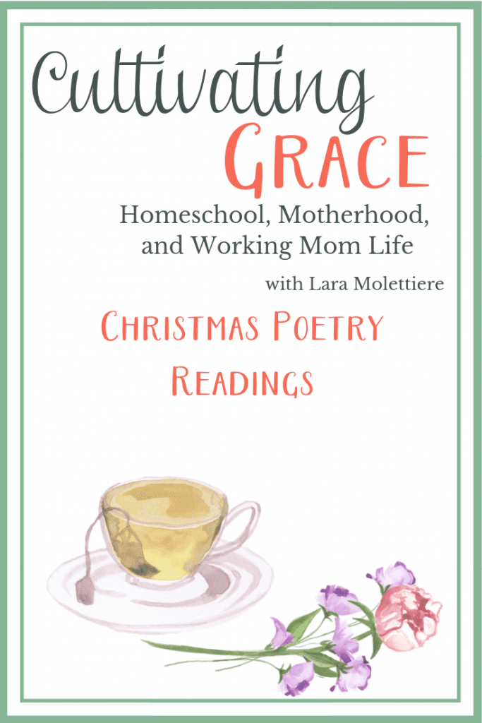 Christmas Poetry Readings