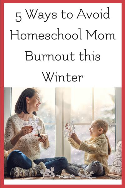 tips for homeschool moms