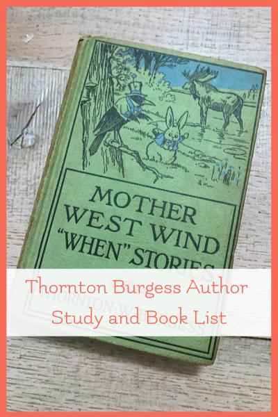 the animal world of thornton burgess