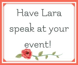 Lara Molettiere Everyday Graces Homeschool speaking
