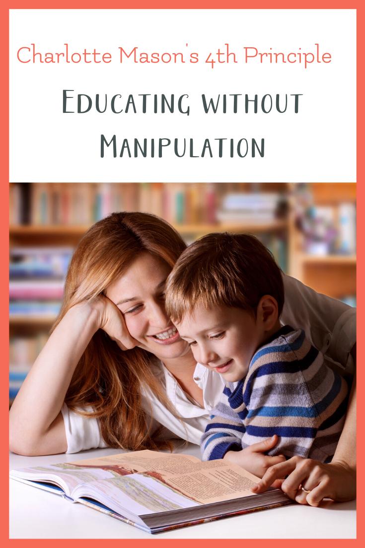 charlotte mason training without manipulation