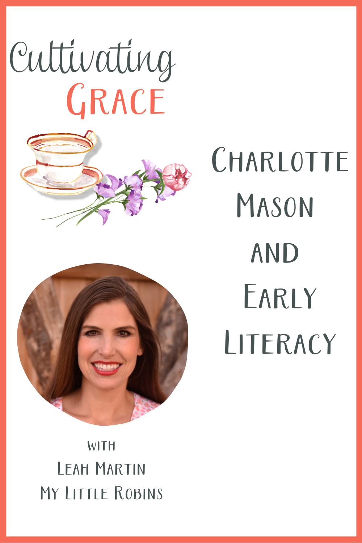 charlotte mason early literacy activities